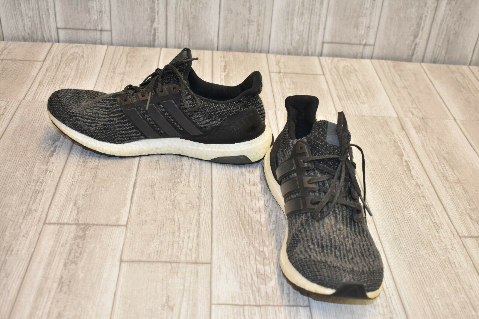 Adidas Ultra Boost 3.0 Running shoes - Men's Size 13 - Black