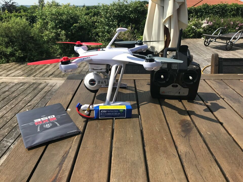 Drone - Blade 350 QX3 RTF with SAFE Tec