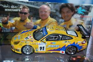 PORSCHE-911-996-GT3-LM2006-T2M-MINICHAMPS-1-43-999-PCS-403066991