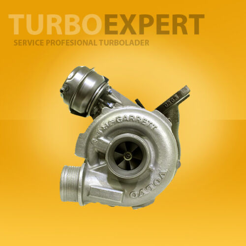 TURBOCOMPRESSEUR VOLVO s60 s80 v70 xc70 xc90 2,4 d5 120 kW 163ps 723167