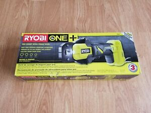 Details about NEW - Ryobi One+ P661 18V PEX Crimp Ring Press Tool (TOOL  ONLY)