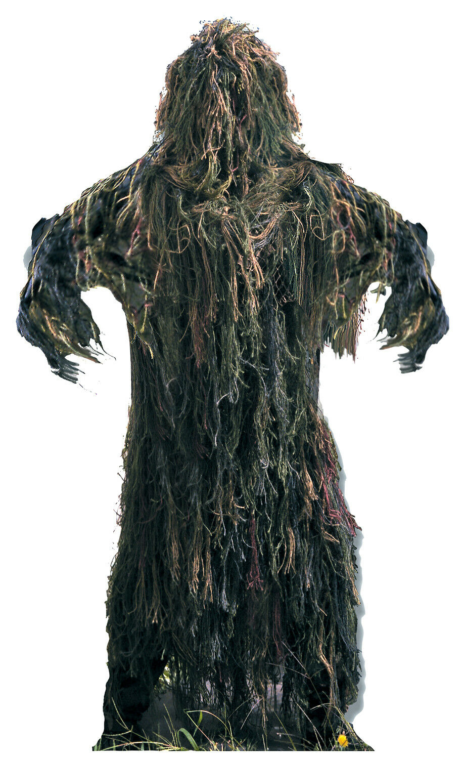 Lightweight All Purpose Tactical Ghillie Suit Woodland Camo redhco 64127