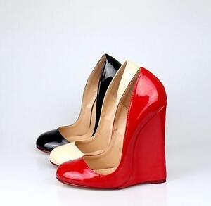 et pour bout femmes pointu compensées compensé Chaussures talon X5qYwz