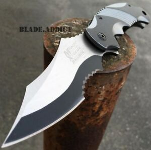 MTECH EXTREME BALLISTIC ARMY Tactical Military Spring Assisted OPEN Pocket Knife