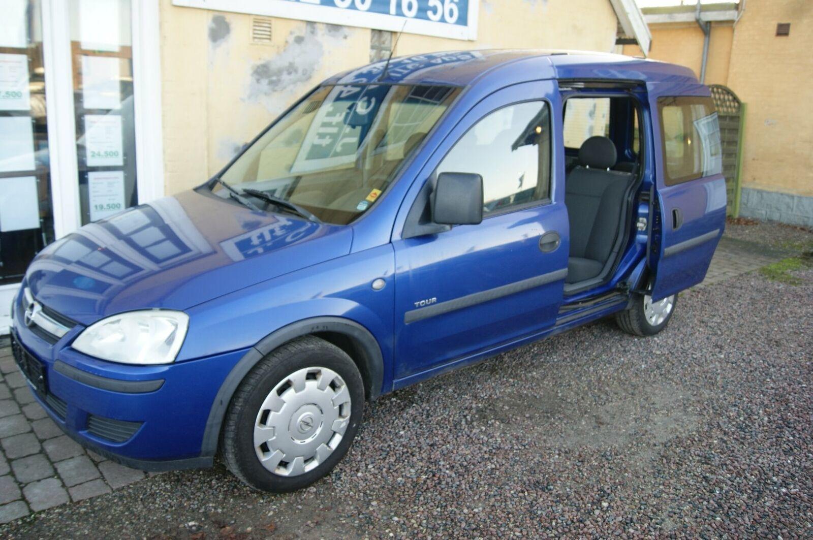 Opel Combo 1,4 Tour 5d