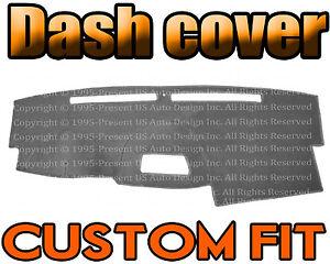 CHARCOAL GREY Fits 2009-2015 NISSAN MAXIMA DASH COVER MAT DASHBOARD PAD