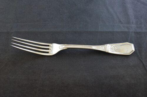 """8-3//8/"""" Tetard Freres Berain Sterling Silver Dinner Fork"""