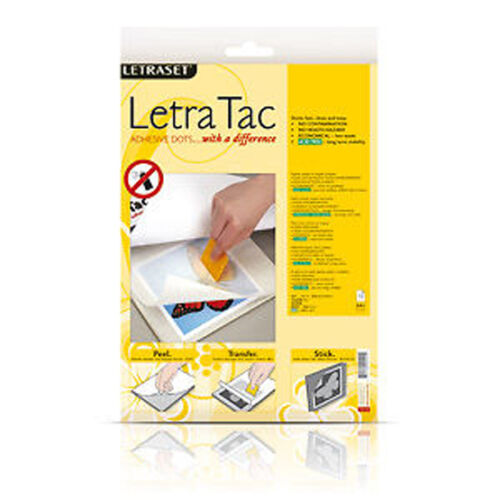 A3 Letraset Letratac Pad of 25 Sheets