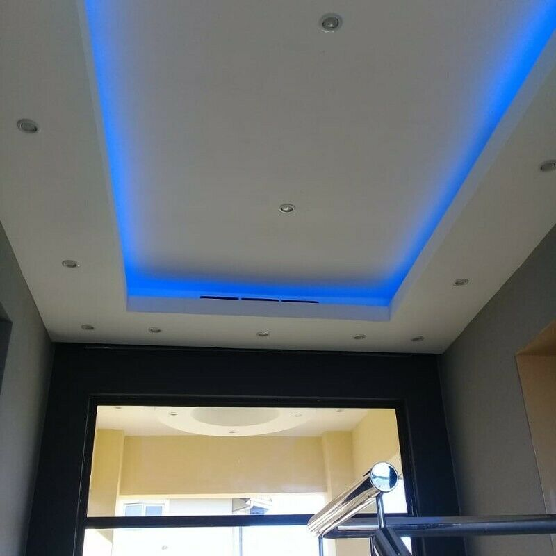 Design bulkhead ceilings and dry wall partitions