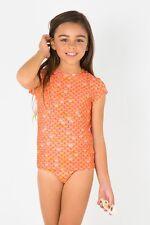 Mahina Mermaid, Mahina  Swimwear, Coral Rash Shirt Age 8.