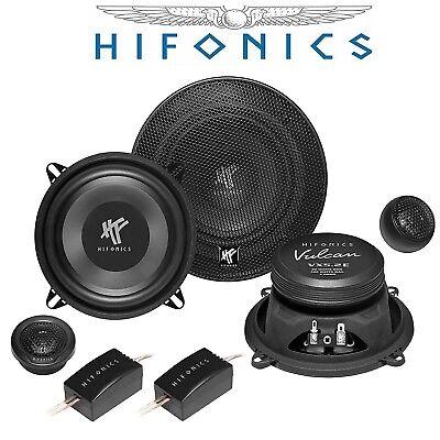 HIFONICS VX52 13cm Lautsprecher 2-Wege koax System mit Gitter 150W ...