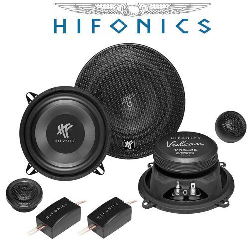 HIFONICS VX 5.2E 13cm Lautsprecher /& Hochtöner /& Kabelweichen