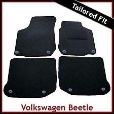 Volkswagen VW New Beetle 1998 - 2011 Round Eyelets Tailored Carpet Car Mats