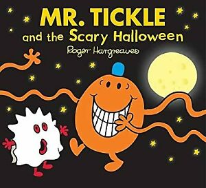 Mr. Tickle and the Scary Halloween (Mr. Men & Little Miss Celebrations), Hargrea