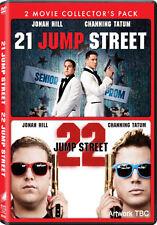 21 JUMP STREET / 22 JUMP STREET - DOUBLE PACK - DVD - REGION 2 UK