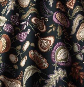 Iliv Art Crafts Harvest Eden William Morris Style Curtain
