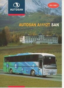Autosan-A-1112-T-San-bus-made-in-Poland-2000-Prospekt-Brochure