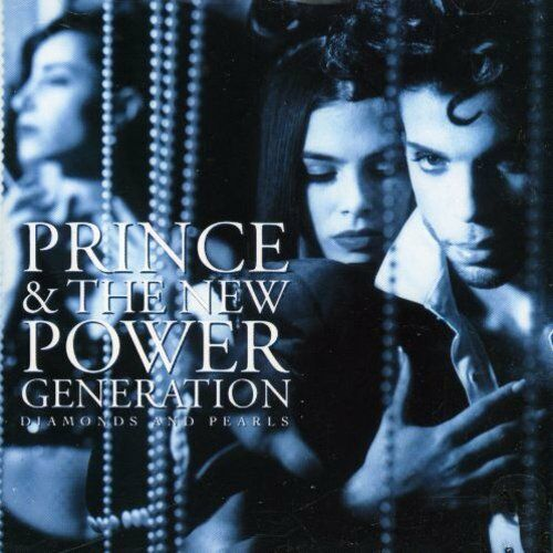 Prince & New Power Generation - Diamonds & Pearls [New CD] Portugal - Import
