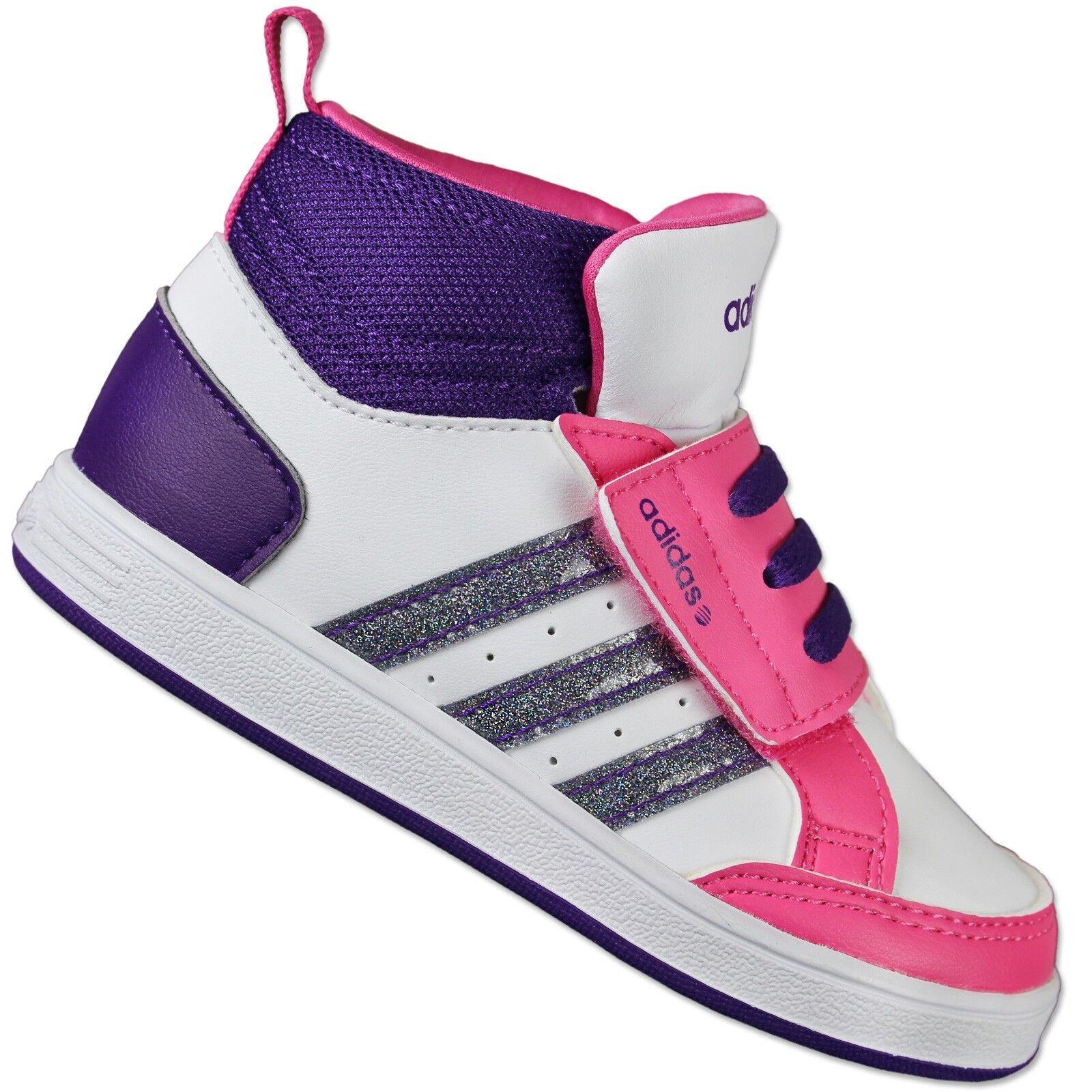 adidas vl court 2.0 kinder rosa