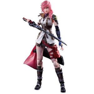 Final Fantasy: Dissidia - Lightning Play Arts 10