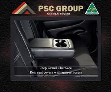 Seat Cover Jeep Grand Cherokee Srt Reararmrest Waterproof Premium Neoprene