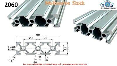 2060Series T slot aluminum extrusion modular machine frame,Free shipping//Cutting