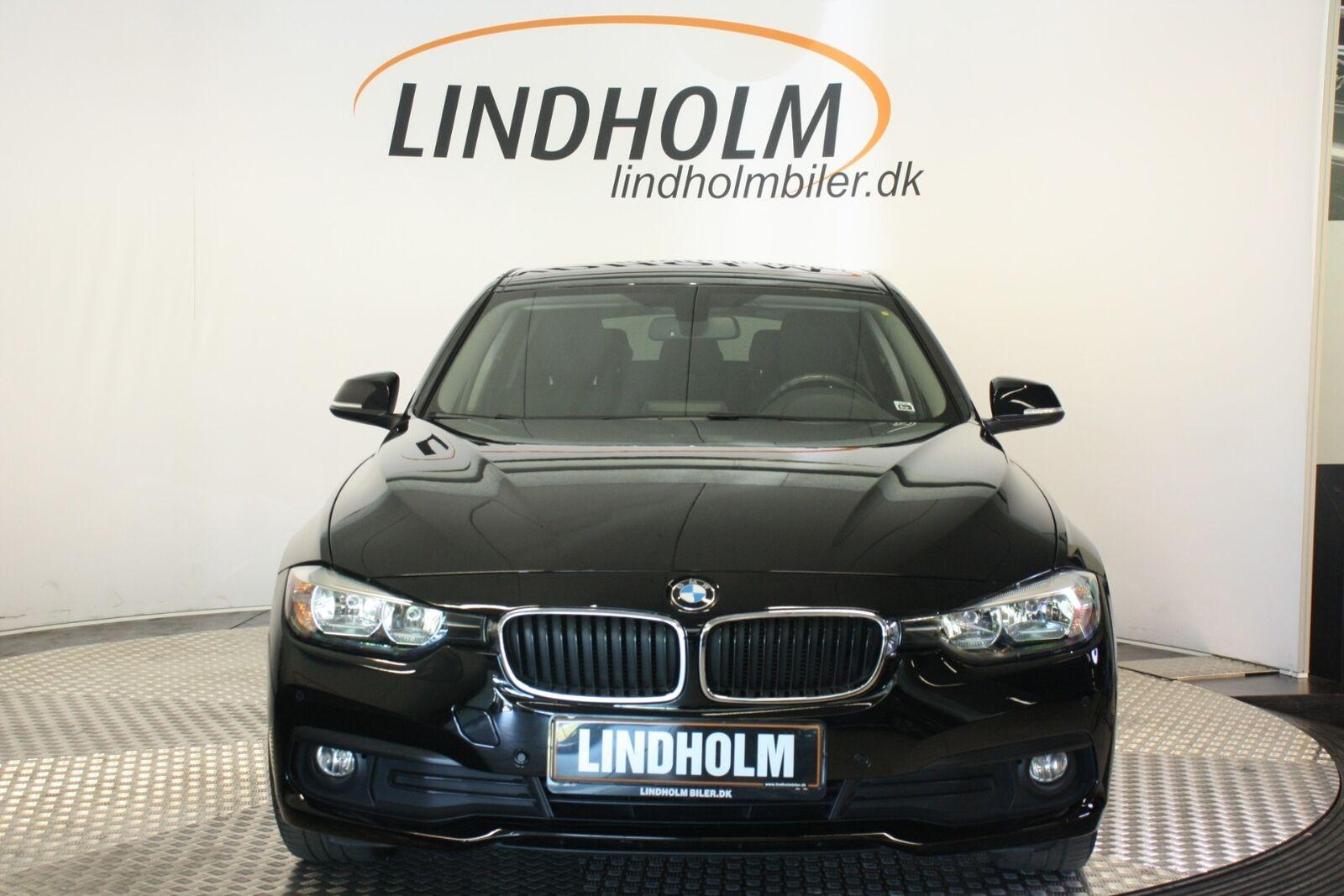 BMW 320d Touring aut. ED