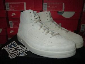 60c2b998e135 AIR JORDAN II RETRO 2 DECON DECONSTRUCTED SAIL BEIGE 897521 100 SZ ...