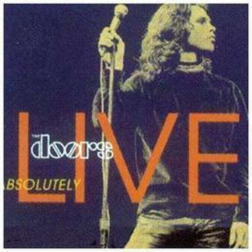 Absolutely Live - Doors The CD Sealed ! New !