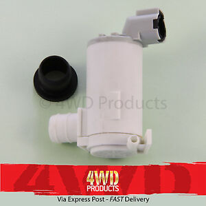 Wiper-Washer-Pump-for-Nissan-Navara-D22-97-10-01-2-4-3-0-V6-3-2D
