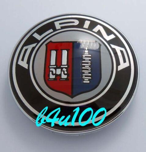 74mm EMBLEM TRUNK Alpina Emblem Logo ABS b#318