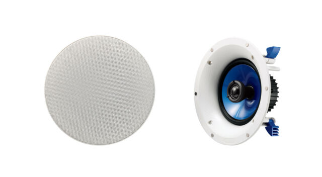 """Yamaha NS-IC600 6.5"""" In-Ceiling Speakers x 2 - RRP $449.00"""