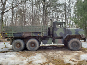 1987 AM General M923A1 - US Army Truck For Sale