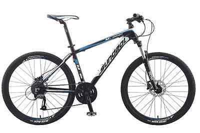 "M7 26"" Hardtail Mountain Bike Hydro Disc Shimano Altus 3x9s NEW"