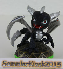 Dark Spyro - Skylanders Spyros Adventure Figur - Element Magie - gebraucht RAR