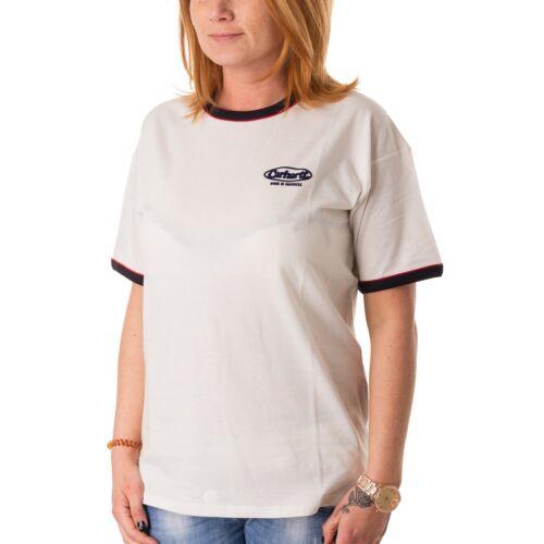 Carhartt W´S//S Tisa Oval T-Shirt Damen Shirt wax blue 34144