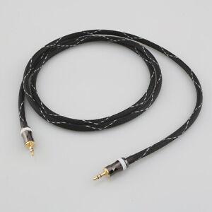 3.5mm Jack HIFI TRS(male) AUX Stereo Canare L-4E6S Audio Cable