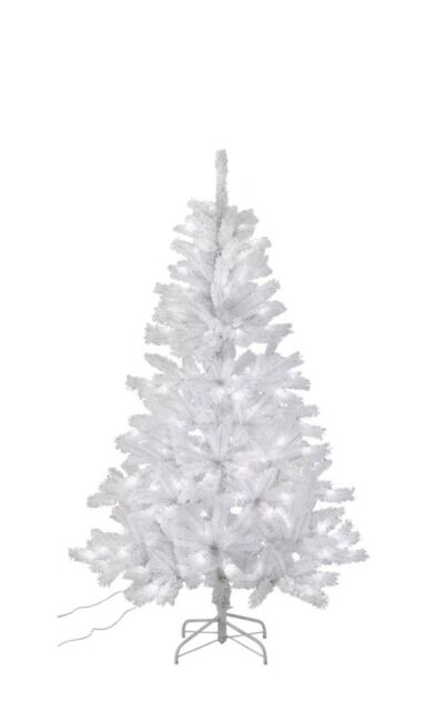 Collection 6ft Pre Lit Christmas Tree Whitemissing Lights