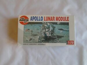 1-72-Airfix-Apollo-Lunar-Module-Unassembled-Plastic-Model-Kit-03013
