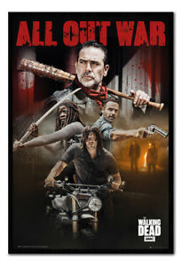 The-Walking-Dead-Season-8-Collage-Poster-Magnetic-Notice-Board-Inc-Magnets