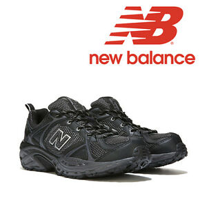 mens new balance mt481v2 trail running shoes black silver. Black Bedroom Furniture Sets. Home Design Ideas