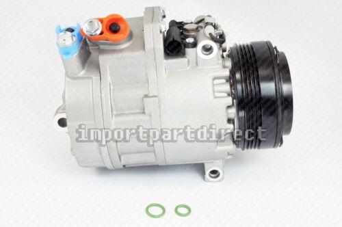 BRAND NEW High Quality A//C Compressor for BMW X5 2004-2006 V8 Engine w// Warranty