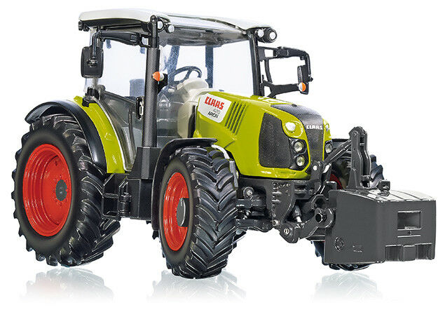 7811 claas arion 420, 1  3 2 wiking
