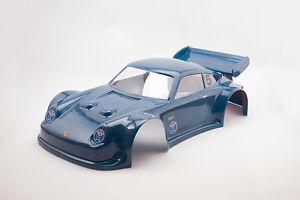 Details about 1/8 Porsche 911 RC Car Body Shell 1 5 mm Ofna GT GTP2E  Traxxas Slash 0111/1 5