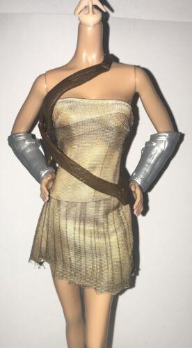 DC Comics Super Hero Wonder Woman Paradise Island Doll Outfit Dress Clothes NEW