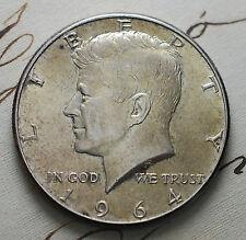 1964  USA   Half dollar  Kennedy