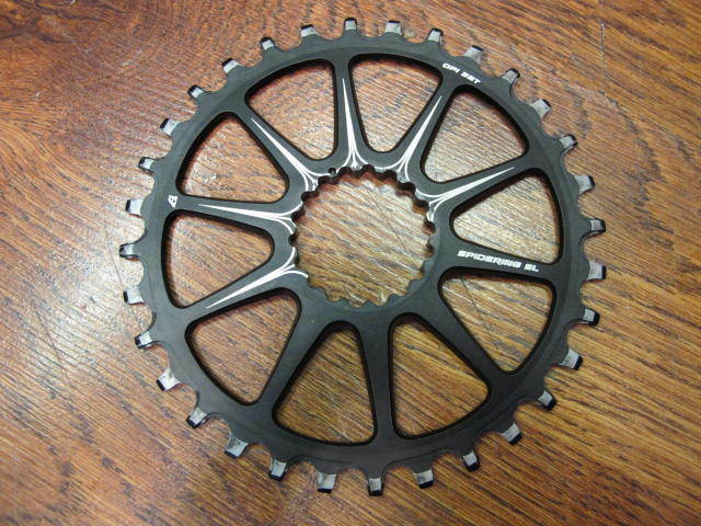Cannondale Spidering  SL OPI 32T X-SYNC Chainring Spider  high quality