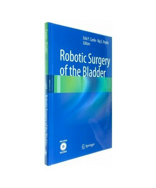 """ Robotic Surgery of the Bladder """