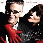West Coast Cool by Cheryl Bentyne (Vocals)/Mark Winkler (CD, Sep-2013, Summit Records)