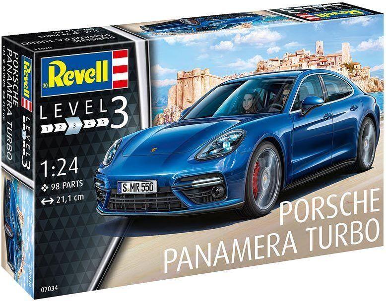 Sports Car 1 24 Revell 07034  Porsche Panamera Turbo